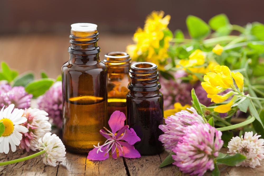 Ätherische Öle Anwendung