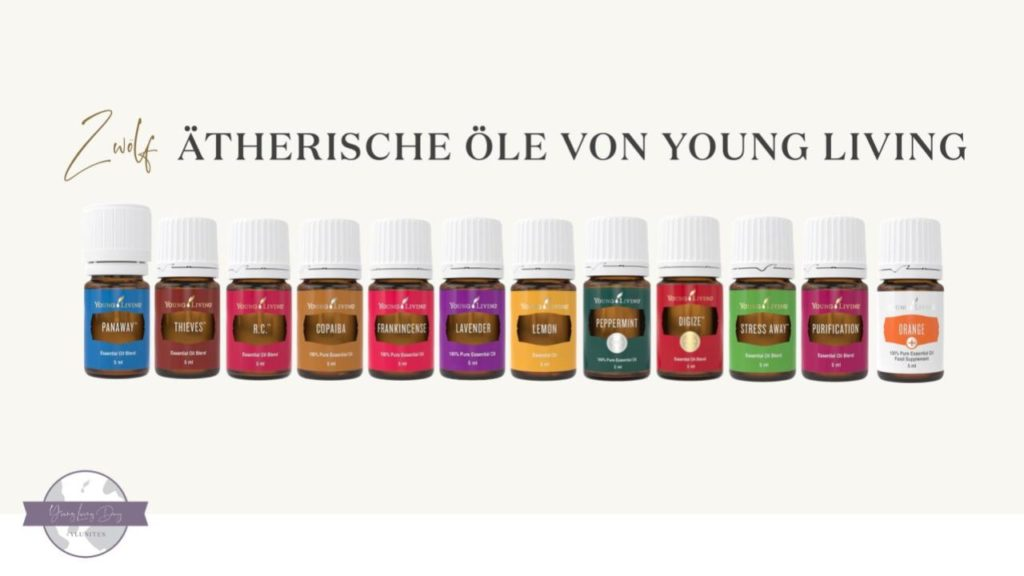 Young Living Starter Set