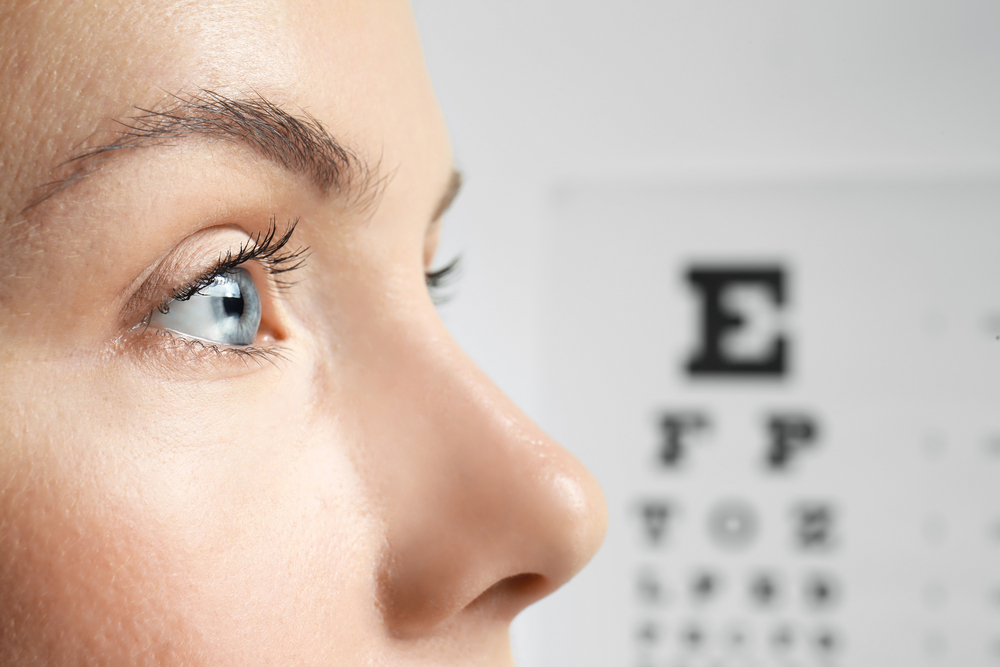 Wenn die Augen schlechter werden